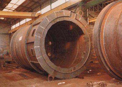 trabajos construcciones metalicas logrezana